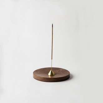 chapter1(챕터원),Lonely Incense Holder - Walnut