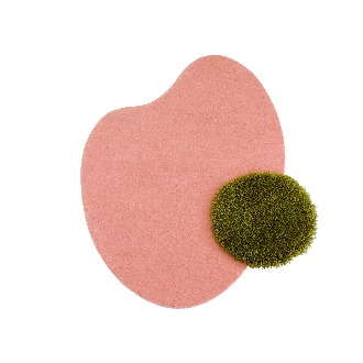 chapter1(챕터원),Egg Rug (Pink&Green)
