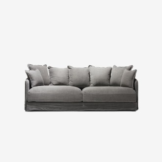 chapter1(챕터원),[37회차 마감 / 38회차 예약 예정] Comfortable Cushion Sofa 3seater Set (4 colors)